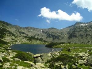 Pirin, Zablje jezero