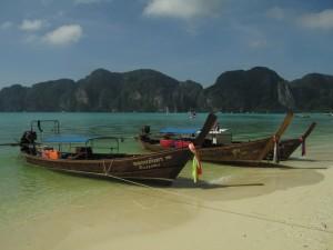 Tajland ostrvo PiPi