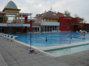 Morahalom bazen