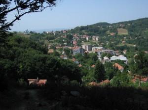 Panorama Rudnika