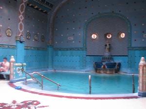 Hotel Gellert termalni bazen 38C