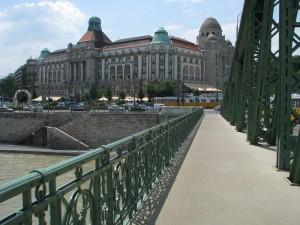 Budimpesta hotel Gellert