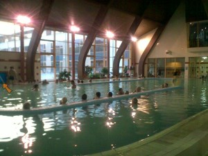 Harkanji: termalni bazen 36-38C