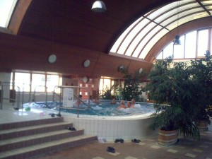 Harkany jakuzi bazen