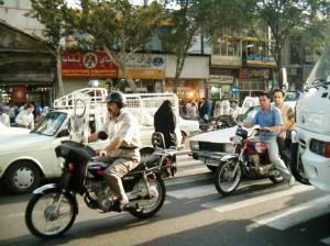 Teheran saobracaj