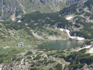 Kuća 7 jezera i Ribno jezero