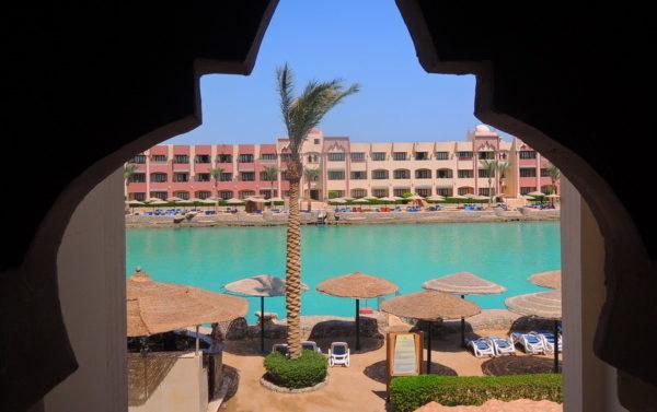 Hurgada - laguna naseg hotela