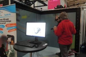 Hanover - 3D projekcija