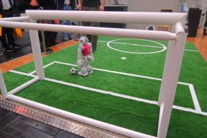 Roboti igraju fudbal