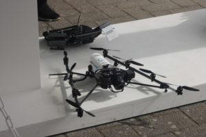 Intelov profi dron