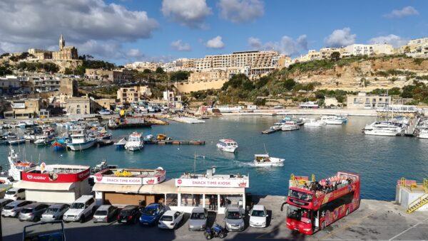 Gozo luka