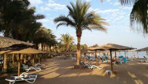 Centralni deo plaze