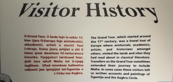 Levo je malteski tekst.